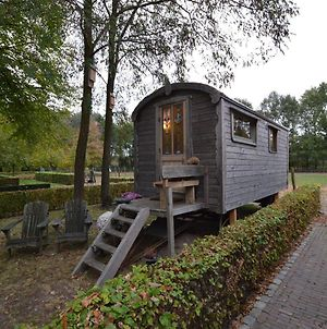 Charming Cottage With Jacuzzi In Zeeland photos Exterior