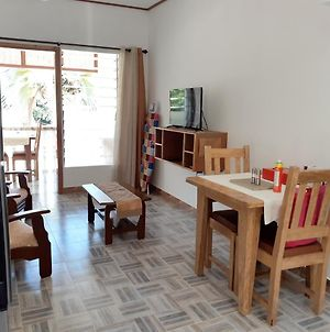 Apartment With One Bedroom In Baie Sainte Anne With Wonderful Sea View Enclosed Garden And Wifi 5 Km From The Beach photos Exterior