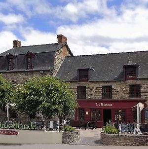 Logis Hotel, Restaurant Et Spa Le Relais De Broceliande photos Exterior
