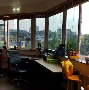 Hoan Kiem Home With Sky View Cafe & Breakfast/Drink photos Exterior