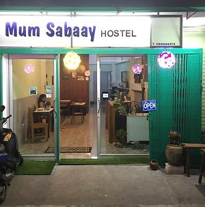 Mum Sabaay Hostel photos Exterior