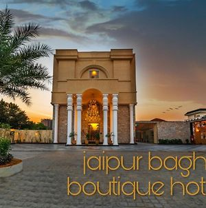 Jaipur Bagh Boutique Hotel By Saagasa photos Exterior