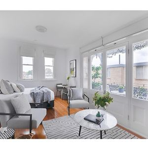 Designer Styled Studio In The Heart Of Trendy Glebe photos Exterior
