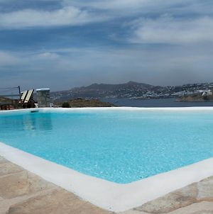 Angel Luxury Villas In Ornos- Villa Caterina photos Exterior