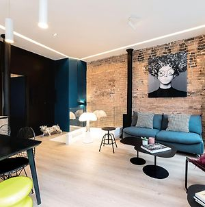 Exclusive Loft In Le Marais With Ac photos Exterior