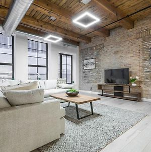3 Bdr Downtown Luxury Loft-Spacious, Safe And Secure photos Exterior