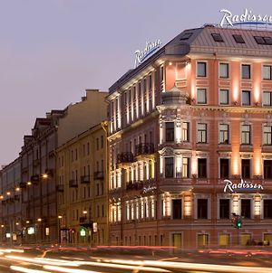 Radisson Sonya Hotel, St. Petersburg photos Exterior