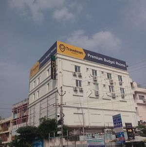 Trufflestays - Travelman Motels, Mg Road, Vijayawada photos Exterior