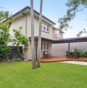 Manly Garden Apartment Meters To The Beach photos Exterior