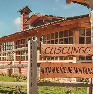 Cuscungo Cotopaxi Hostel & Lodge photos Exterior