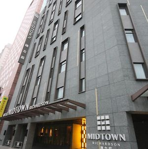 Hotel Midtown Richardson Kaohsiung Boai photos Exterior