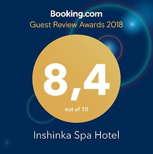 Inshinka Spa Hotel photos Exterior