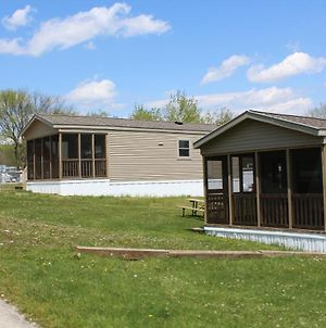 Plymouth Rock Camping Resort Two-Bedroom Park Model 9 photos Exterior