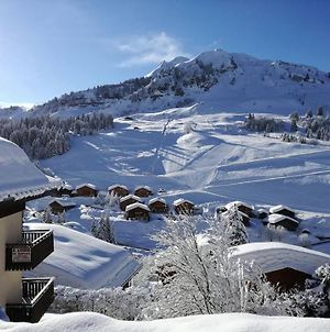 Chinaillon Grand-Bornand Appart 5 Couchages - Superbe Vue photos Exterior