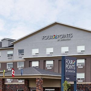 Four Points By Sheraton Regina photos Exterior