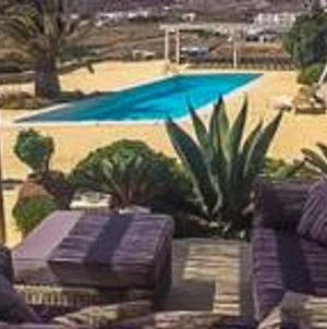 Newly-Built Private, Luxury Villa With Private Pool In Ano Mera photos Exterior