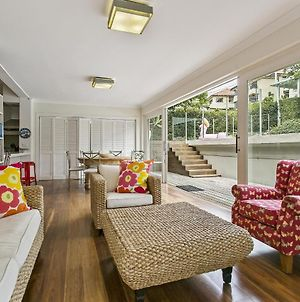 Summery Spacious 4 Bed Home In Kurraba Point photos Exterior