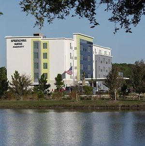 Springhill Suites By Marriott Tampa Suncoast Parkway photos Exterior