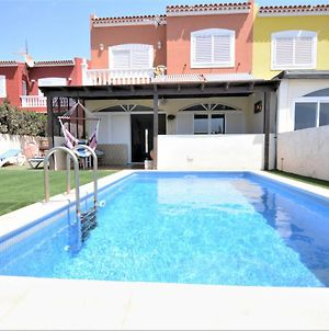 Tenerife Holiday Villa Arenas Del Mar With Pool And Seaview Only 100M To Beach photos Exterior