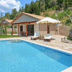 Villa Melissi Near Port Of Vasiliki photos Exterior