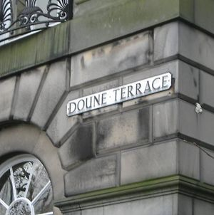 Altido Doune Terrace Apt In New Town, Prime Location photos Exterior