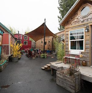 Caravan- The Tiny House Hotel photos Exterior