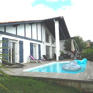 Agreable Villa Avec Piscine - 5Min Biarritz photos Exterior