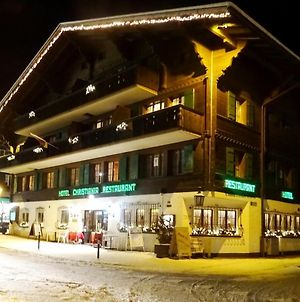 Hotel Christiania Gstaad photos Exterior
