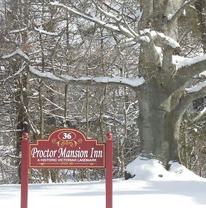 The Proctor Mansion Inn photos Exterior