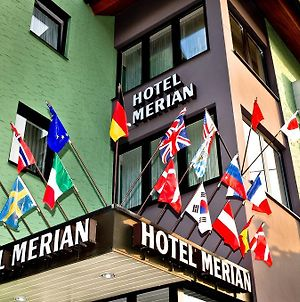Hotel Merian Rothenburg photos Exterior