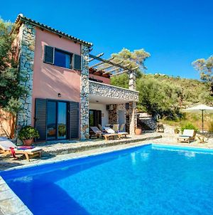 Syvota Villa Sleeps 6 Pool photos Exterior