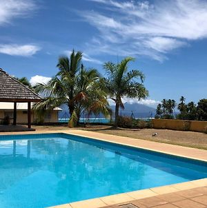 Manuiti Apartment Punaauia 2 Bdr Wifi A C Pool Up To 7 People photos Exterior