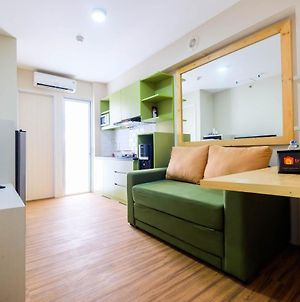 Connect To Pool 2Br Apartment At Bassura City By Travelio photos Exterior