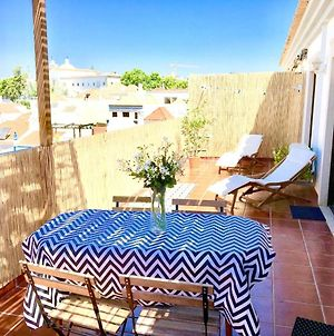 Apartment With 2 Bedrooms In Tavira With Wonderful Sea View Furnished Terrace And Wifi photos Exterior