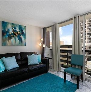 Luxury 1Br Suite In Central Waikiki With All Amenitites photos Exterior