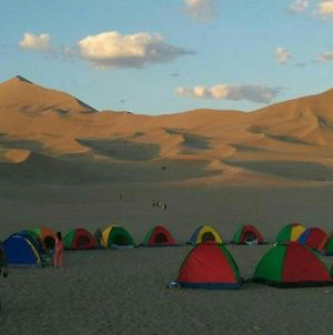 Dunhuang Han And Tang Dynasty Campsite photos Exterior