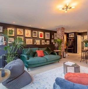 Godson Street - Stylish Apartment In Angel - 3 Mins From Tube photos Exterior