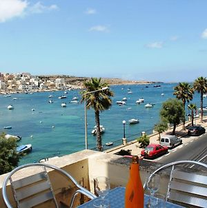 Blue Harbour 1 - Seafront Holiday 2-Bedroom Apartment With Terrace St Paul'S Bay photos Exterior