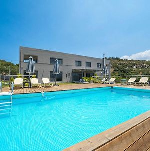 Agios Andreas Villa Sleeps 10 With Pool And Air Con photos Exterior
