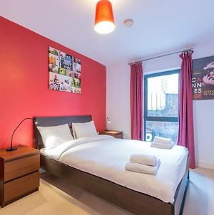 Artsy 1 Bedroom Apartment In Manchester City Centre photos Exterior