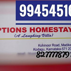 Options Homestay photos Exterior