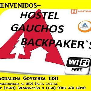 Gauchos Hostel Blackpakers Salta photos Exterior