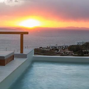 Villa Athena Private Pool Amazing Aegean View photos Exterior