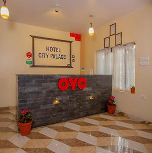 Oyo 250 Hotel City Palace photos Exterior