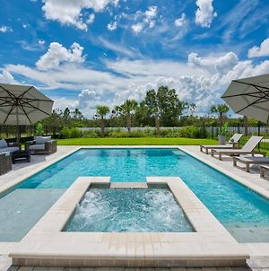 Radiant Home With Private Pool Near Disney - 7676F photos Exterior