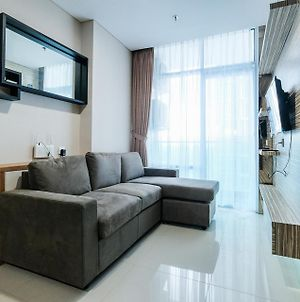 1Br Apartment Brooklyn Alam Sutera Near Ikea photos Exterior