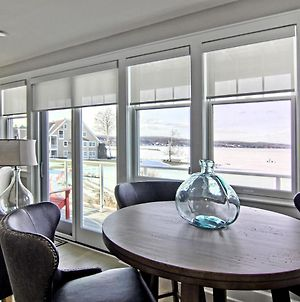 Stunning Waterfront Condo In Boyne City With 45' Boat Slip photos Exterior