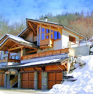 Comfortable Chalet In Peisey-Nancroix With Balcony photos Exterior