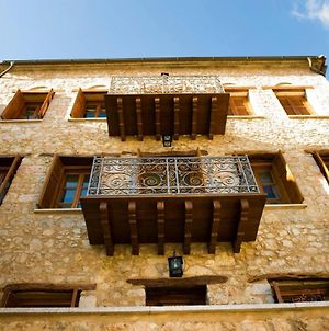 Townhouse In Arachova Near Delphi photos Exterior