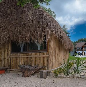 Seclusive And Relaxing Villa In The Jungle Of Xpu-Ha By Happy Address photos Exterior